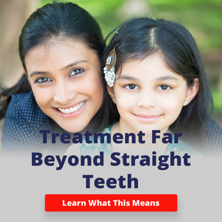 treatment beyond staight teeth